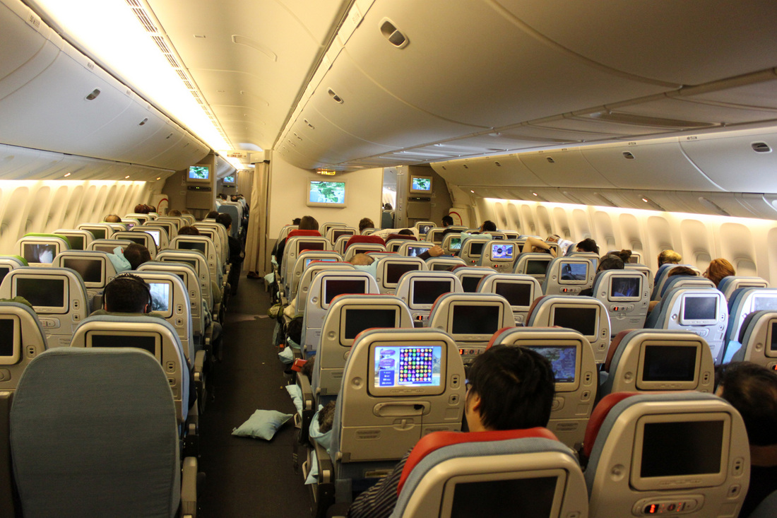 100 review turkish airlines 777 300 review turkish for Interieur 777 300